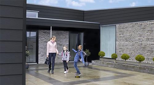 Smart Cembrit planker i fibercement - Bygma FB38