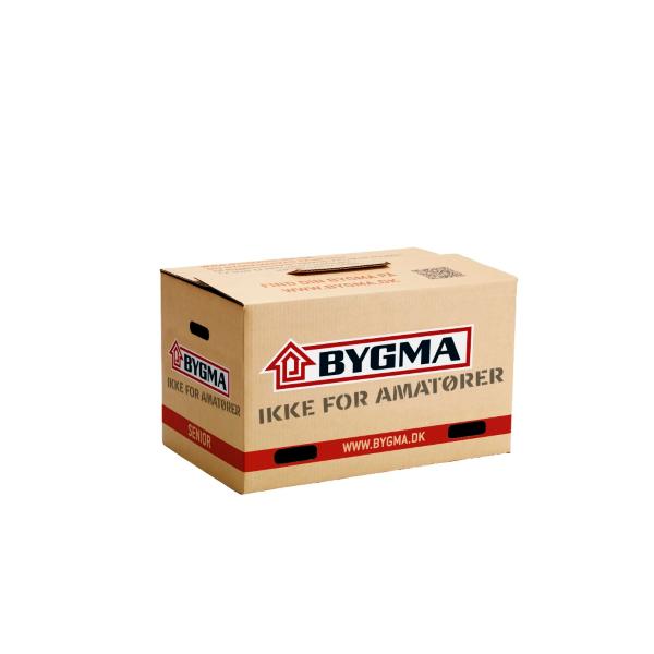 Ultra Flyttekasse senior - Flyttekasser m.m. - Bygma CK64