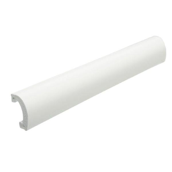 Kæmpestor Multiliste Cover It hvid 2,50m - Kabelskjuler - Bygma GZ19