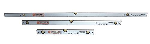 Stort udvalg af vaterpas i høj kvalitet fra Hultafors, Millarco, Stanley og Weiss. Vi fører magnetvaterpas, snorvaterpas, torpedovaterpas, vaterpassæt og almindelige vaterpas i mange forskellige størrelser.
